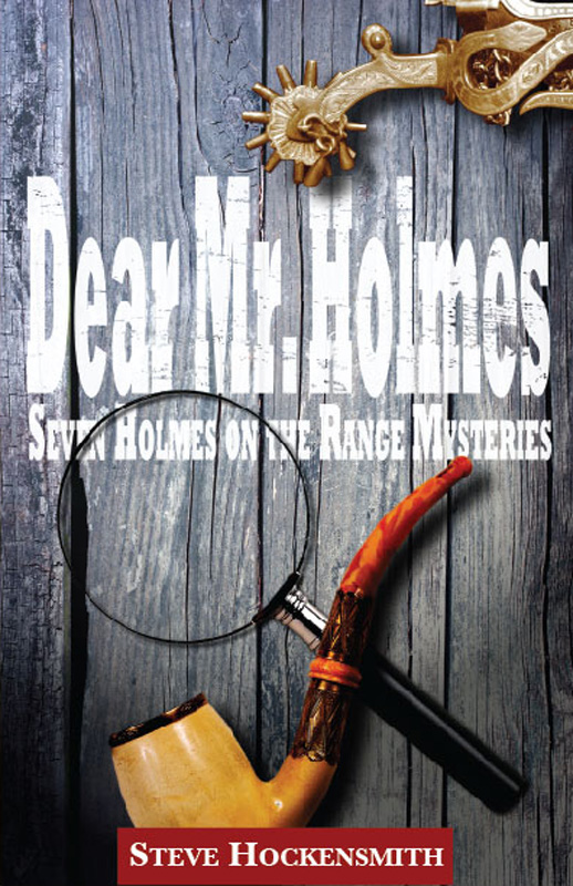 Holmes front cover