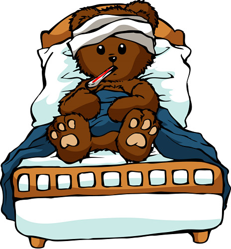 Sick_bear