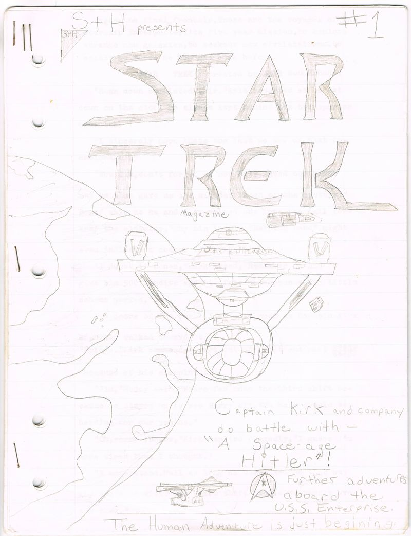 Star Trek - The Crudely Drawn Picture
