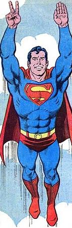 Groovy Superman