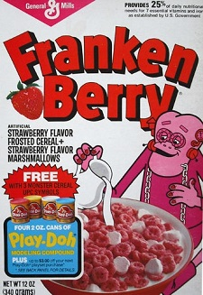 Franken Berry The Motion Picture