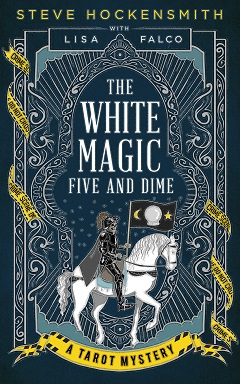 The White Magic Five and Dime ebook cover 240 pix
